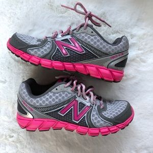 New Balance Girls Sneakers Running Shoes